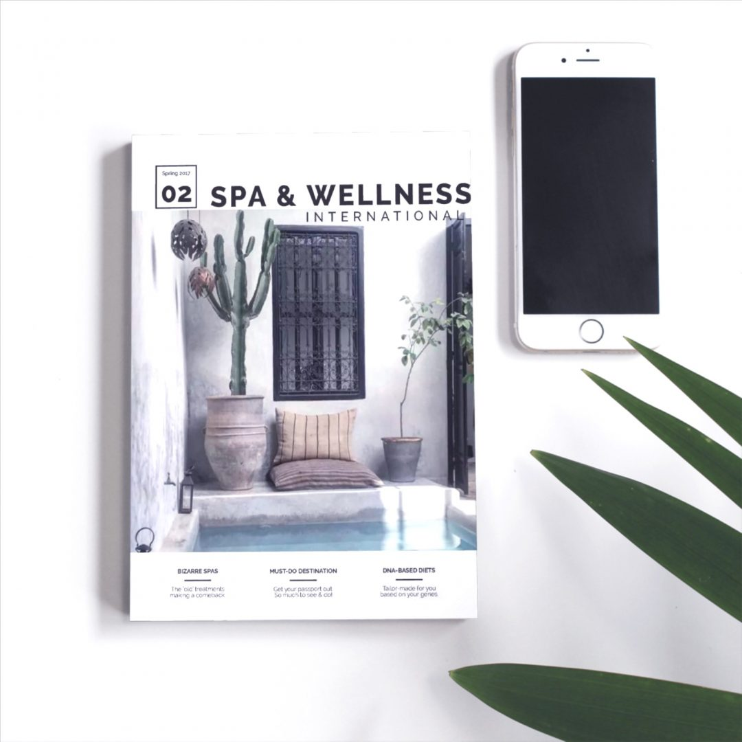 Spa & Wellness Magazine Australia Overseas Subscription