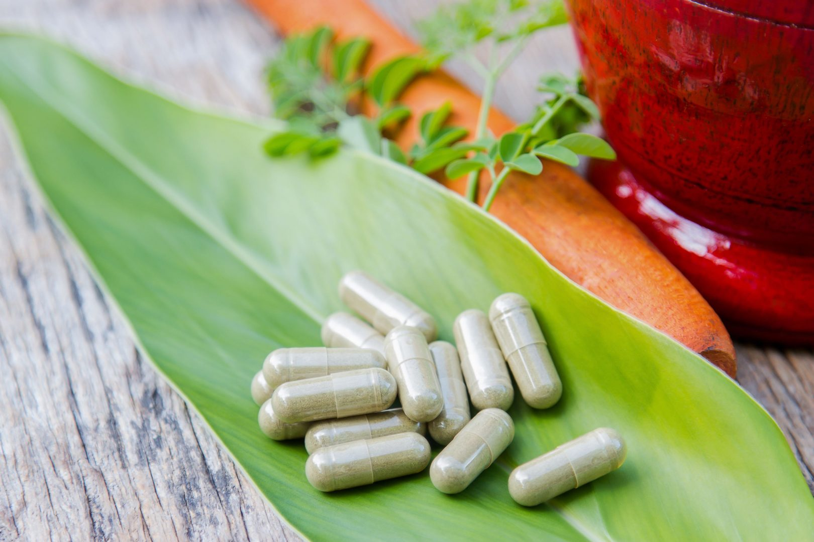 The Facts on Multivitamins