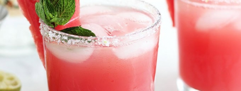 Watermelon & Mango Margarita